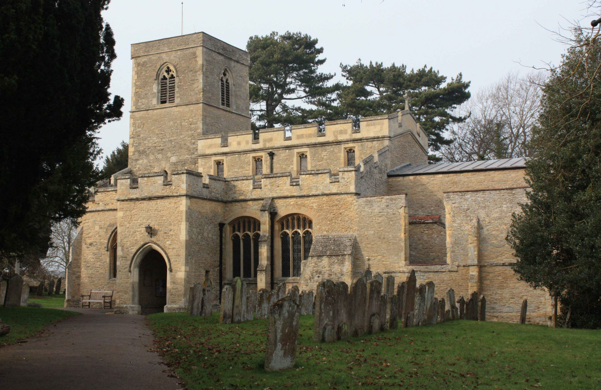 St Mary's Church Stevington