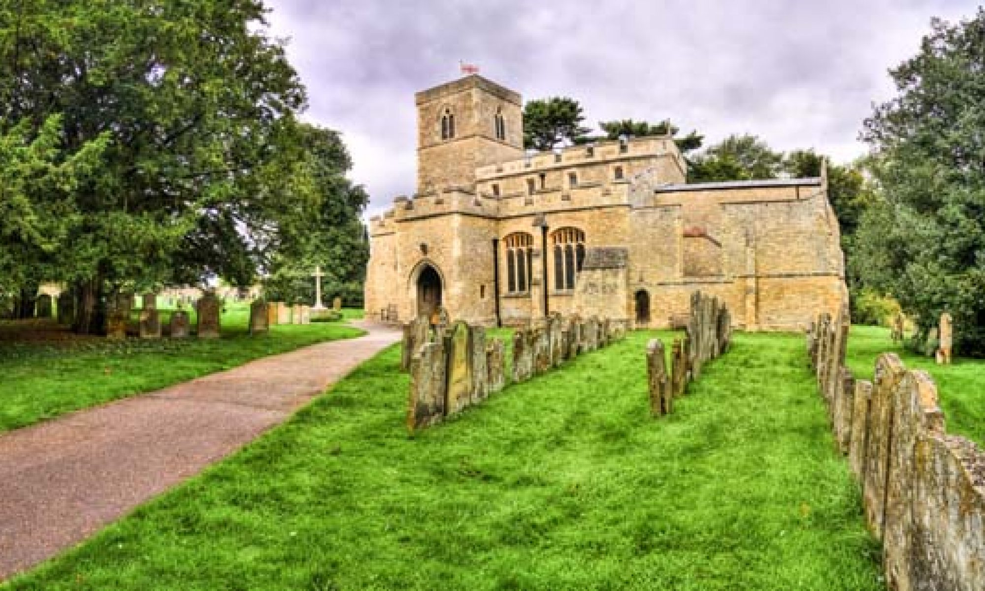 St Mary's Church, Stevington